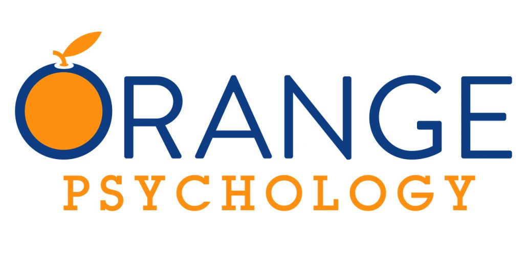 orange psychology logo